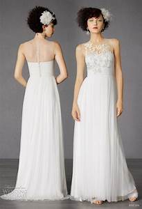 illusion neckline wedding dresses belle chic With illusion neckline wedding dress