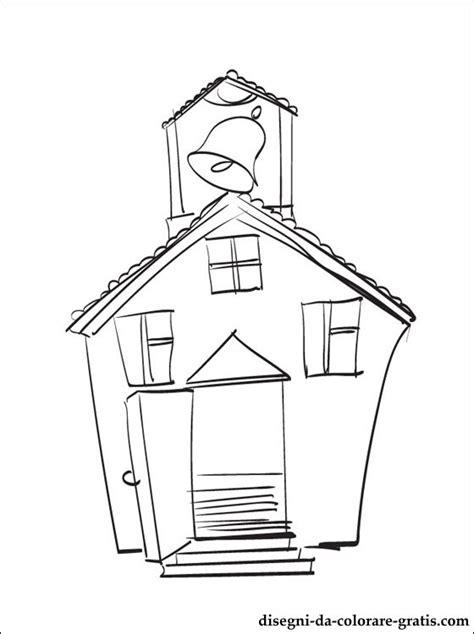 disegno  scuola da colorare disegni da colorare gratis