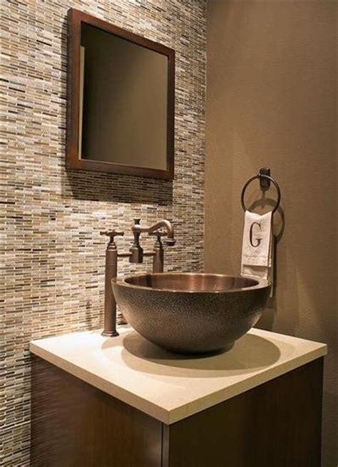 powder room ideas for the home
