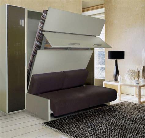 canapé lit escamotable lit escamotable avec canapé