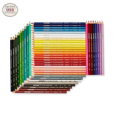colored pencils prismacolor prismacolor scholar colored pencils 48 count ebay