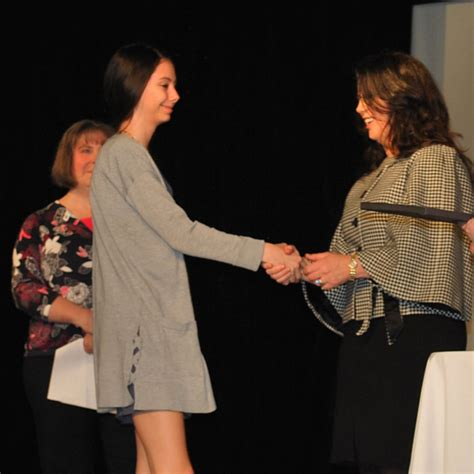 national technical honor society inducts students conval regional