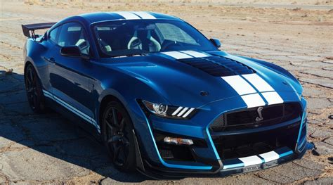 ford mustang shelby gt cobra colors release date