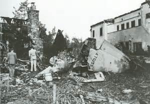 Howard Hughes Plane Crashes