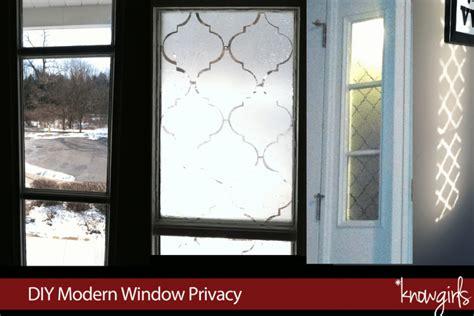 Fenster Sichtschutz Basteln by Knowgirls Design Craft Diy Knowgirls