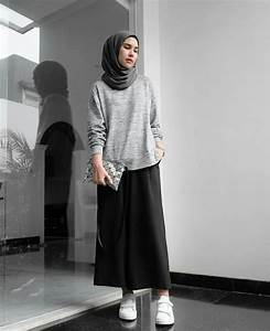 Hijab Outfit Simple