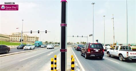 mobile radars catch traffic violators qatar