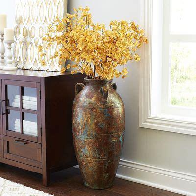terracotta floor vase in 2019 home floor vase decor