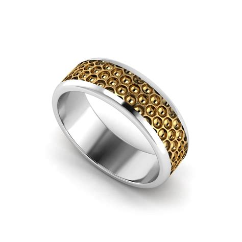 design a ring honeycomb s wedding ring jewelry designs