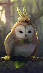 1080x1920 Tranquil Owl Iphone 7,6s,6 Plus, Pixel xl ,One ...