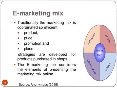 E Marketing by E Marketing Global Scenario