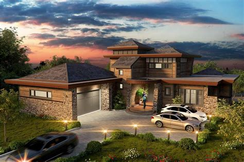 prairie style house plan transformed american architectural landscape