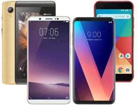 weekly roundup top smartphones launched last week june weekly roundup top smartphones launched honor 9 lite