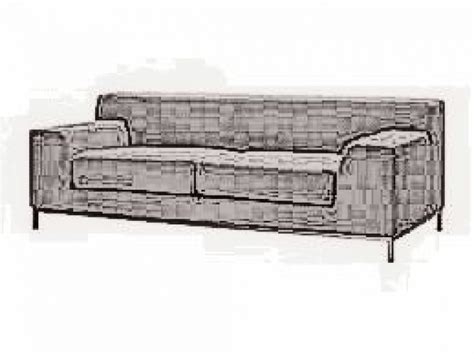 cover for kramfors three seater sofa