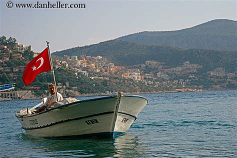 Big Boat Flags by Boat Turkish Flag