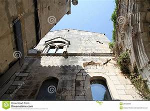 Church In Split Royalty Free Stock Images