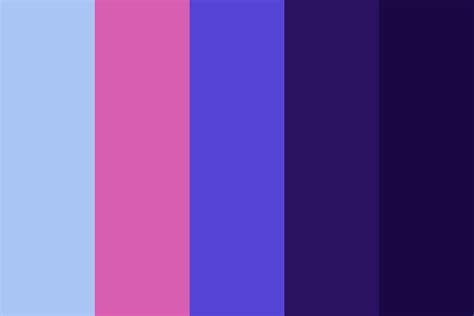 saturn colors tears of saturn color palette