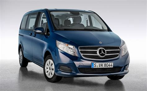 Mercedes V Class Wallpapers by 2017 Mercedes V Class Rise Wallpapers And Hd Images