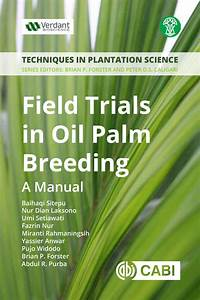 Read Field Trials In Oil Palm Breeding Online By Baihaqi