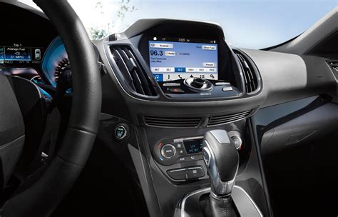 ford sync 3 kartenupdate f7 ford sync 3 to debut on the 2016 ford escape