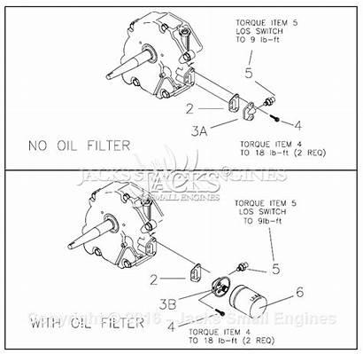 Oil Generac Gn Diagram Filter Optional Tube