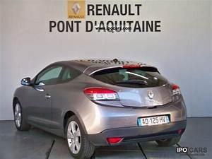 Fiabilité Megane 3 Dci 130 : 2009 renault megane iii coup dci 130 dynamique eco2 car photo and specs ~ Maxctalentgroup.com Avis de Voitures