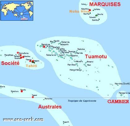 les iles marquises carte les 238 les marquises arts et voyages