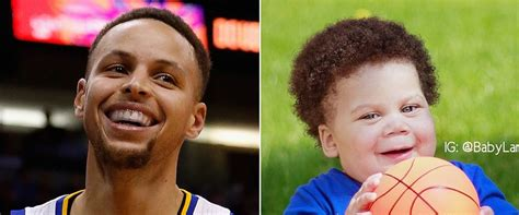 Wardell stephen curry ii is an american professional basketball player for the golden state warriors of the national basketball association. Mini Steph Curry Baby, 'Stuff Curry,' Goes From Bullied to Baller on Social Media - ABC News