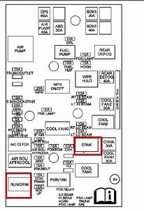 25 2008 Chevy Cobalt Fuse Box Diagram