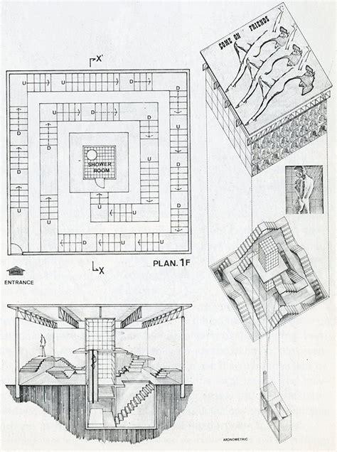 house and floor plans yasuhiro myogahara architect 53 feb 1978 47 rndrd