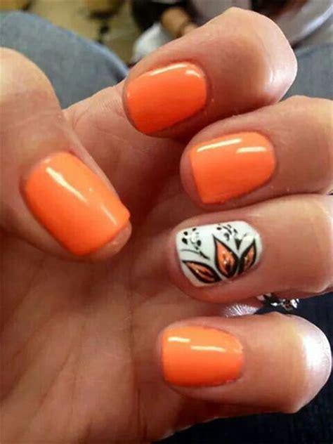 autumn nail designs 12 easy autumn nail designs ideas 2016 fall nails