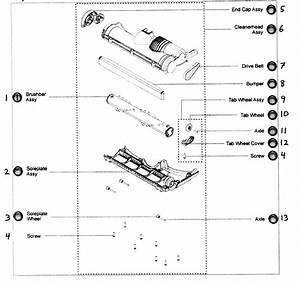 Vacuum Parts  Dyson Animal Vacuum Parts