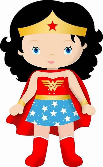 Superhero Wonder Woman Birthday Clipartmag Cliparts