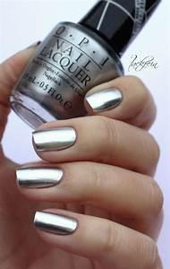 25+ best ideas about Metallic nail polish on Pinterest ...