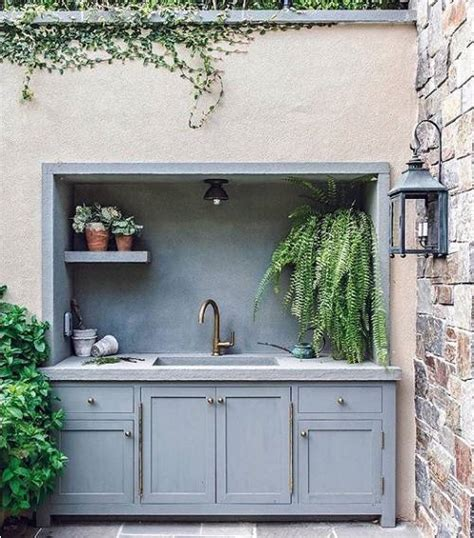 outdoor kitchen sink ideas 15 most outrageous outdoor kitchen sink station ideas