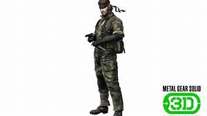 Metal Gear Solid: Snake Eater 3D [5] wallpaper - Game ...