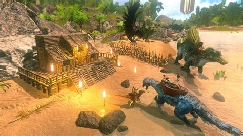 ark survival evolved mod android apk