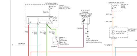 Need Fuel Pump Wiring Diagram
