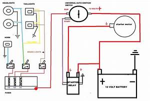 Loncin 70cc Atv Wiring Diagram