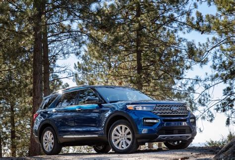 ford explorer arrives packing turbocharged engines