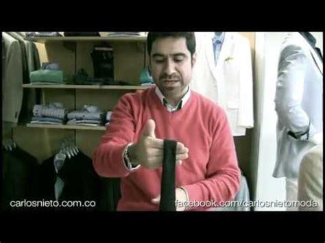 como hacer un nudo de corbata r 225 pido y f 225 cil