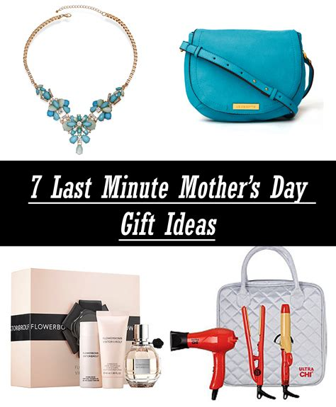 s day gift ideas 7 last minute mother s day gift ideas stylish curves