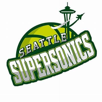 Nba Seattle Supersonics Expansion Logos 2k17 Team