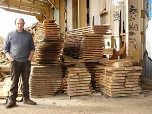 Planche De Bois Brut Avec Ecorce : nos produits et prix en scierie ~ Melissatoandfro.com Idées de Décoration