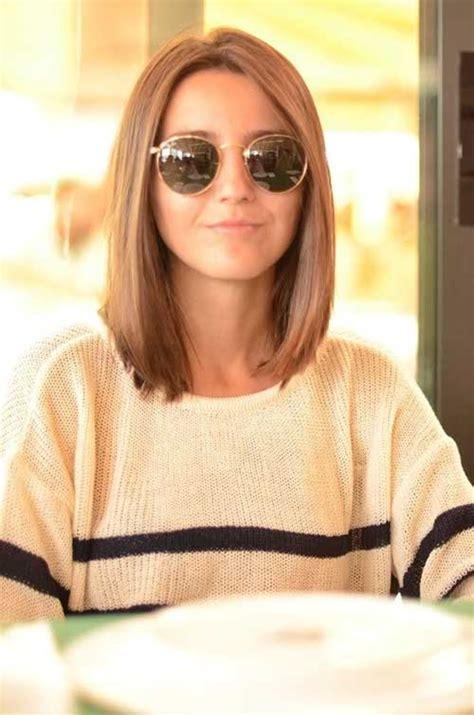 Medium Long Hairstyles 2014   2015   Hairstyles & Haircuts