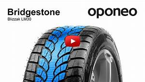 Pneu Neige Bridgestone : pneu bridgestone blizzak lm30 pneus hiver oponeo youtube ~ Voncanada.com Idées de Décoration