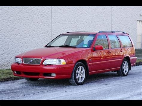 volvo  wagon  speed manual red youtube