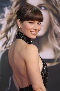 Jessica Biel Hot In Long Dress 09 FABZZ