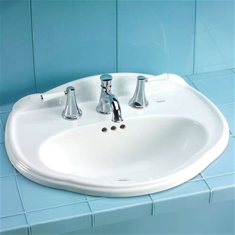 homethangs has introduced a guide to drop in bathroom sinks