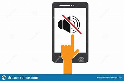 Volume Android Silent Mobile Please Telefoon Telefono